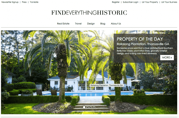 Find Everything Historic