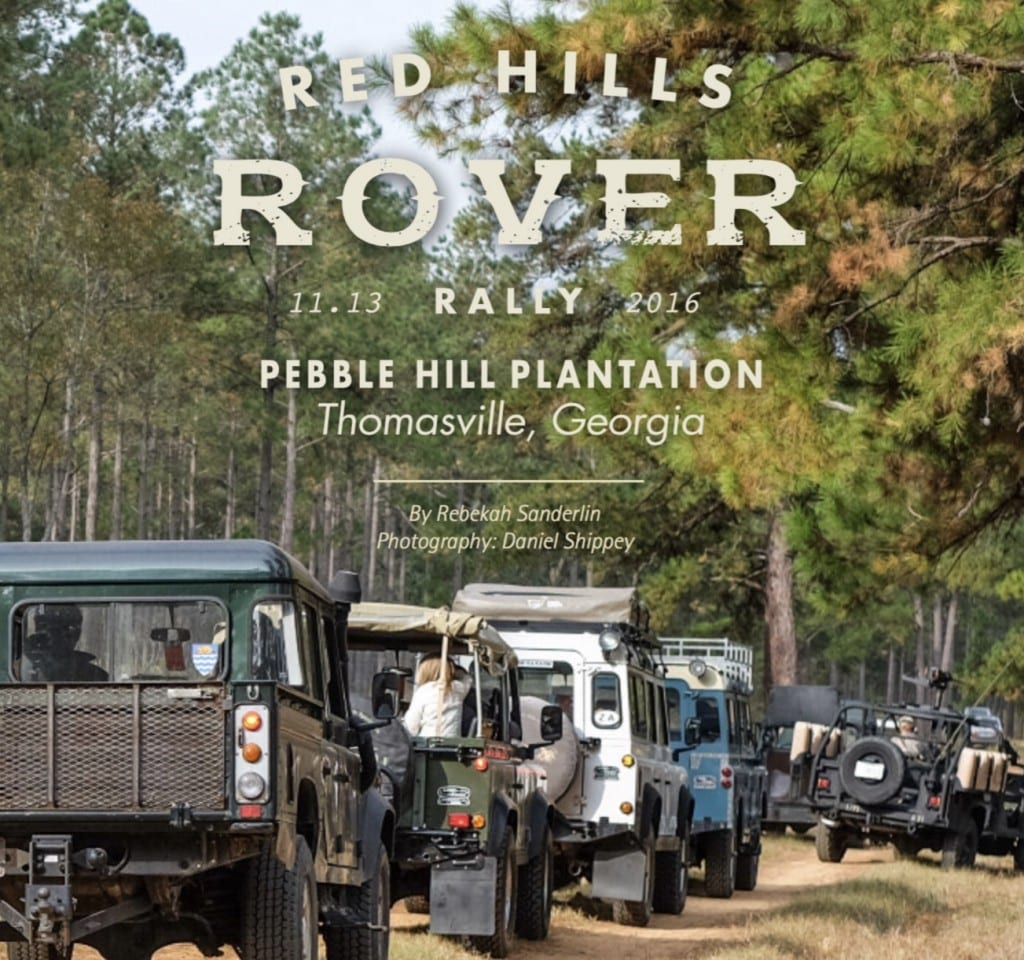 Rovers Magazine & the Red Hills This past Fall, The Wright Group weaved through the Red Hills with Rovers Magazine – read all about it here!