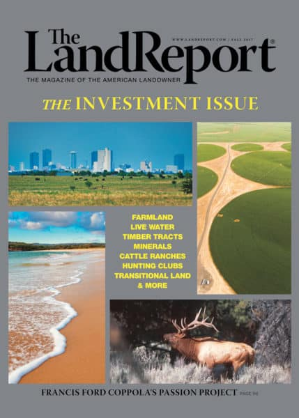 The Land Report, Fall 2017
