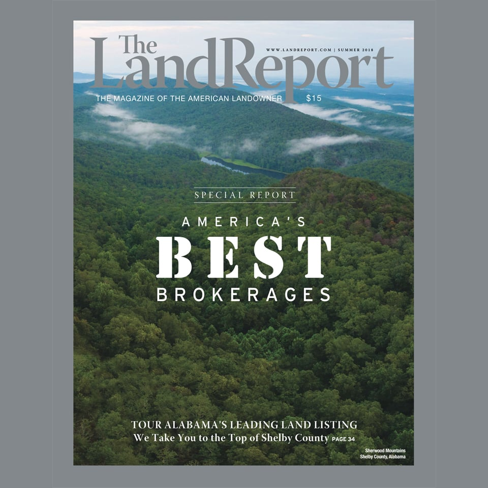 Read all about it! Land Report tapsThe Wright Group as one of the Best Brokers in America