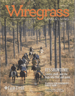 In the news! Wiregrass Land and Living features Singletary Farms